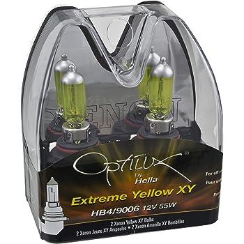 Pack of 2 EVO Formance 93426 Spectras 9006 65W=90W Ultra White Halogen Bulb