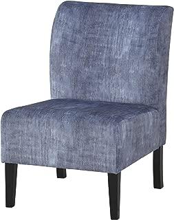 Best blue denim accent chair Reviews