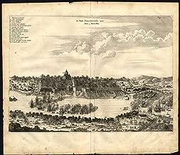 Antique Print-PALEMBANG-SUMATRA-INDONESIA-Nieuhof-1682