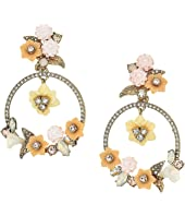 Marchesa - Force of Nature Large Orbital Drop Earrings