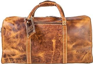 kodiak leather duffel