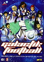 Galactik Football - Season One - 4-DVD Box Set ( Galactik Football - Entire Season 1 ) [ NON-USA FORMAT, PAL, Reg.0 Import - Spain ]