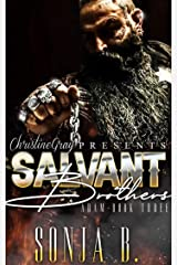 Salvant Brothers: Adam- Book Three Kindle Edition