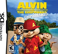 Alvin and the Chipmunks: Chipwrecked – Nintendo DS