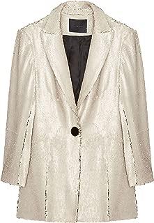 Uterque Women Sequinned Blazer 0512/259