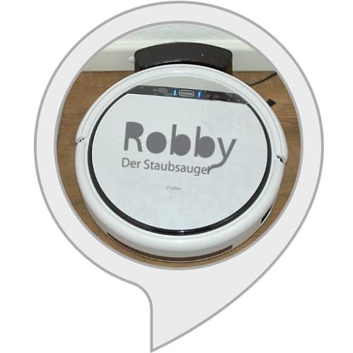 Robby den Staubsauger