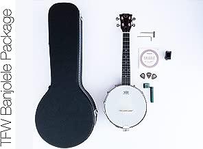 banjolele hard case