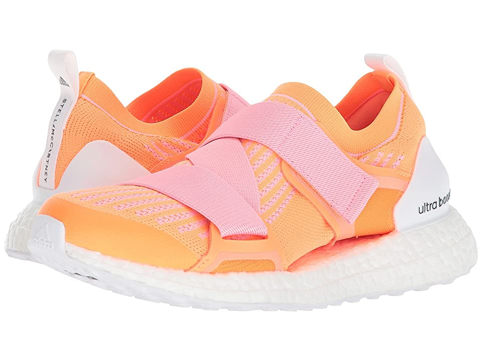 adidas by Stella McCartney Ultraboost X (Glow Orange S14/Hyper Pop F12/Core Black) Women