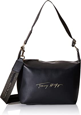 Tommy Hilfiger Iconic Hobo Sign - Bolso de mano