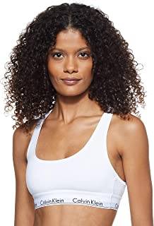 Calvin Klein Women's Modern Cotton-Bralette Bustier