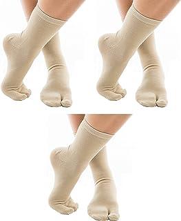 """1//6th Ancient Soldier Japanese Samurai Foot Bag Split Toe Socks Model for 12/"""""""