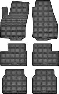 KO RUBBERMAT Gummimatten Fußmatten geeignet zur OPEL Zafira A (Bj. 1999 2005) ideal angepasst 6 Teile EIN Set