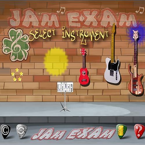 JAMExam Free - Edition for Guitar, Bass, Ukulele, Training Videos