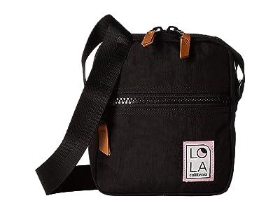 LOLA Starlight Crossbody (Black) Handbags
