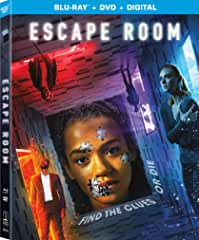 ESCAPE ROOM debuts on Digital April 9 and on Blu-ray, DVD April 23 from Sony Pictures