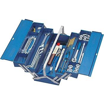 Gedore 1335 L - Caja de herramienta, vacío, 5 compartimentos, 210x535x225 mm: Amazon.es: Bricolaje y herramientas