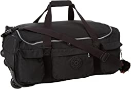 Discover Small Wheeled Luggage Duffle
