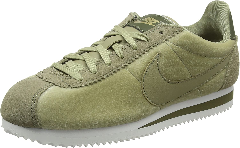 Nike Damen WMNS Classic Cortez Se Gymnastikschuhe, Grün Neutral Neutral Olive Mt 203, 36.5 EU  Exportgeschäft