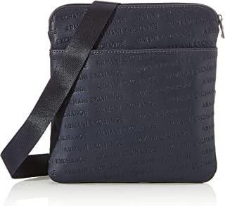 Armani Exchange - Small Crossbody Bag, Bolso bandolera Hombre