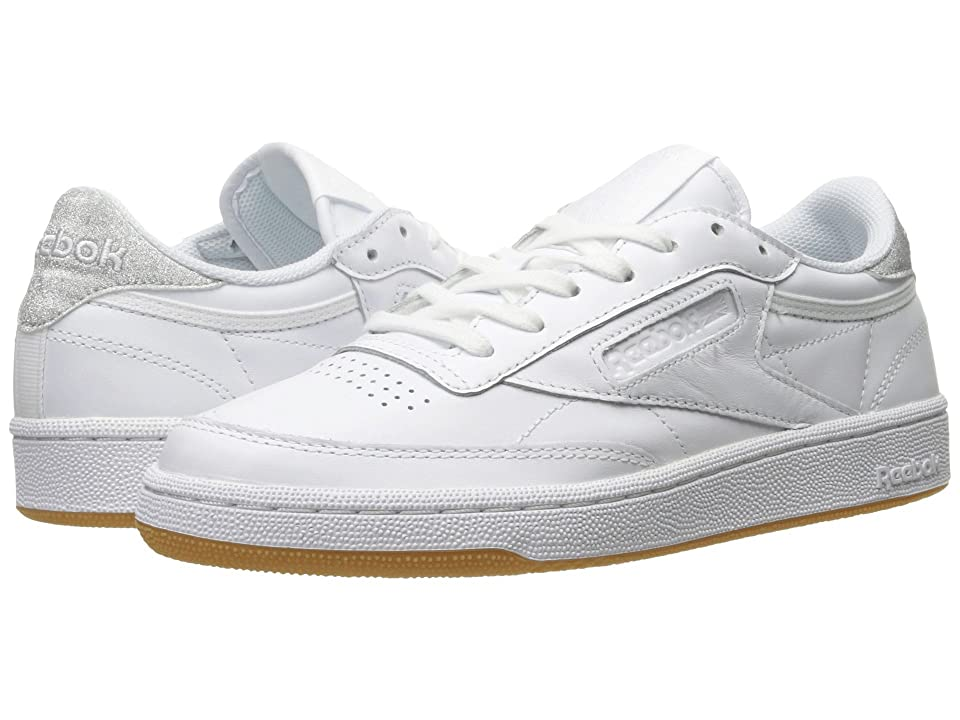 Reebok Lifestyle Club C 85 Diamond (White/Gum) Women
