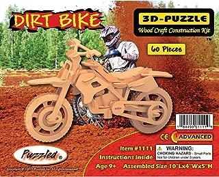 3D Puzzles - Dirt Bike