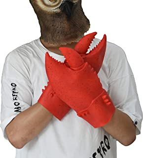 Best lobster claws costume Reviews