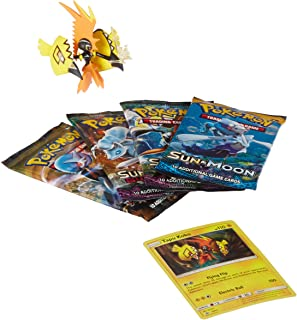Pokemon TCG: Tapu Koko Figure Collection Card Game