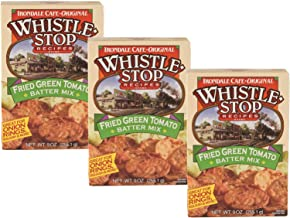 Whistle Stop Fried Green Tomato Batter Mix- Three 9 oz. Boxes
