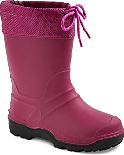 Snowmaster Icestorm Winter Boots. Boys and Girls -25 Degree Fahrenheit Waterproof Boots