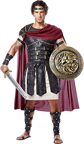 California Costumes Men's Roman Gladiator Adult Costume outfit