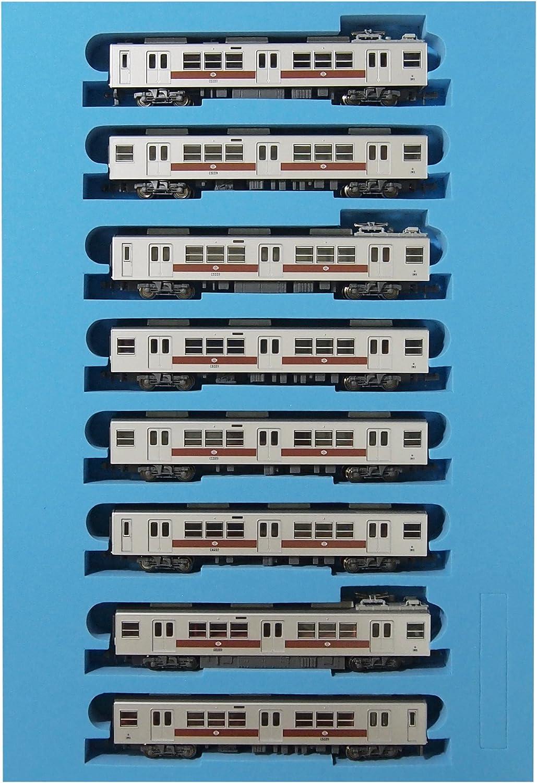 conveniente 8-Coche Set 60 Sakaisuji voitures de mise à jour de de de remodelage du système de refroidissement N jauger A8094 Osaka Municipal Transportation Bureau  hasta 60% de descuento