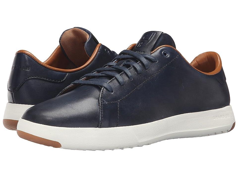 Cole Haan GrandPro Tennis Handstain Sneaker (Blazer Blue) Men