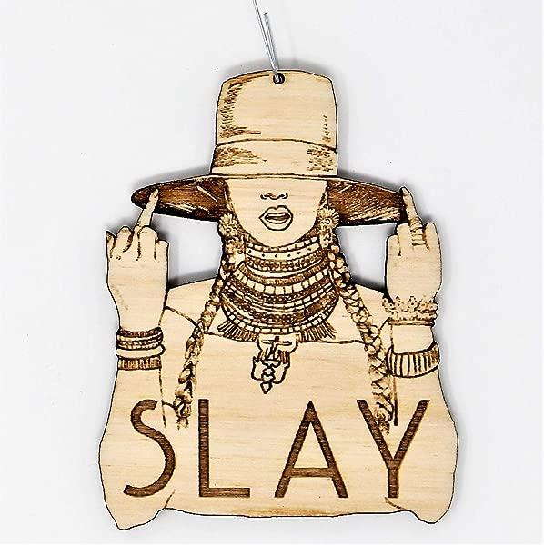 Slay My Name Slay My Name Christmas Ornament