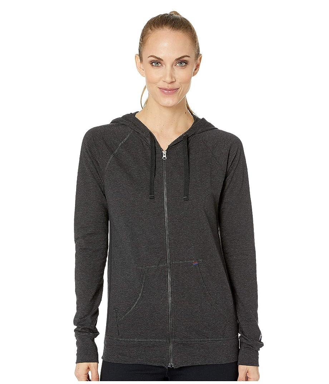 仮定するパンチメンター[チャンピオン] レディース コート Heathered Jersey Jacket [並行輸入品]