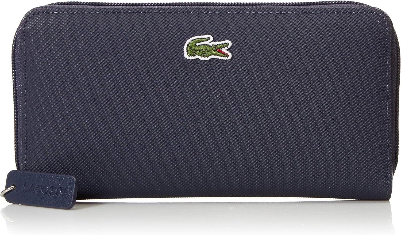 Lacoste Challenge the lowest price Women's L.12 Sales results No. 1 Concept Petit Wallet Card Zip Pique 12