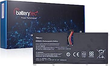 Batterytec® Bateria para HP HD04XL, HP Envy Spectre XT 13 Series, Envy Spectre XT 13-2120tu Envy Spectre XT 13-2000eg, Envy Spectre XT Pro Series, XT Pro 13-b000, 685866-1B1 685866-171.