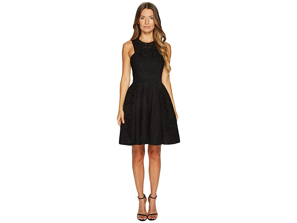 ZAC Zac Posen Pamela Dress (Black) Women