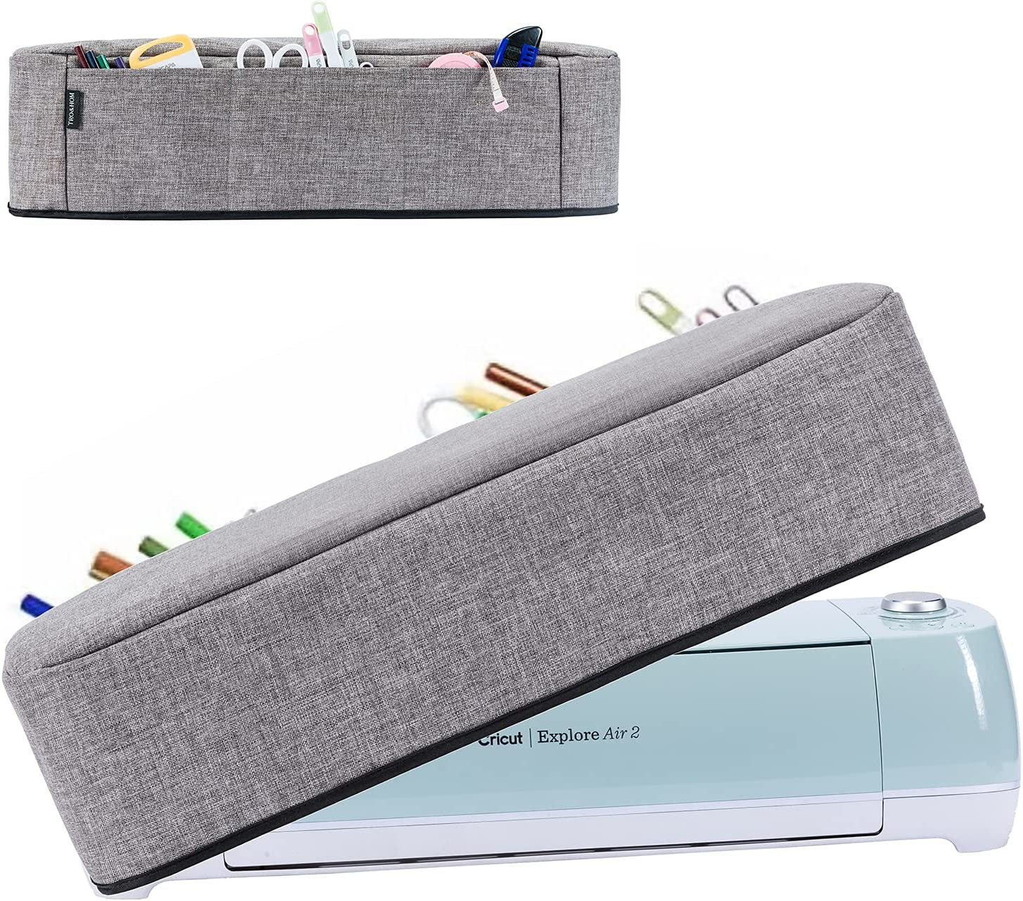 Price reduction TROHOM Cover Omaha Mall for Cricut Explore Air2 Dust fo Air One