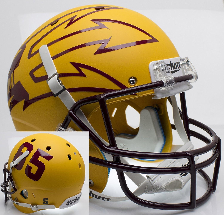 Schutt NCAA Arizona State Sun Devils Replica XP Fu/ßballhelm Classic