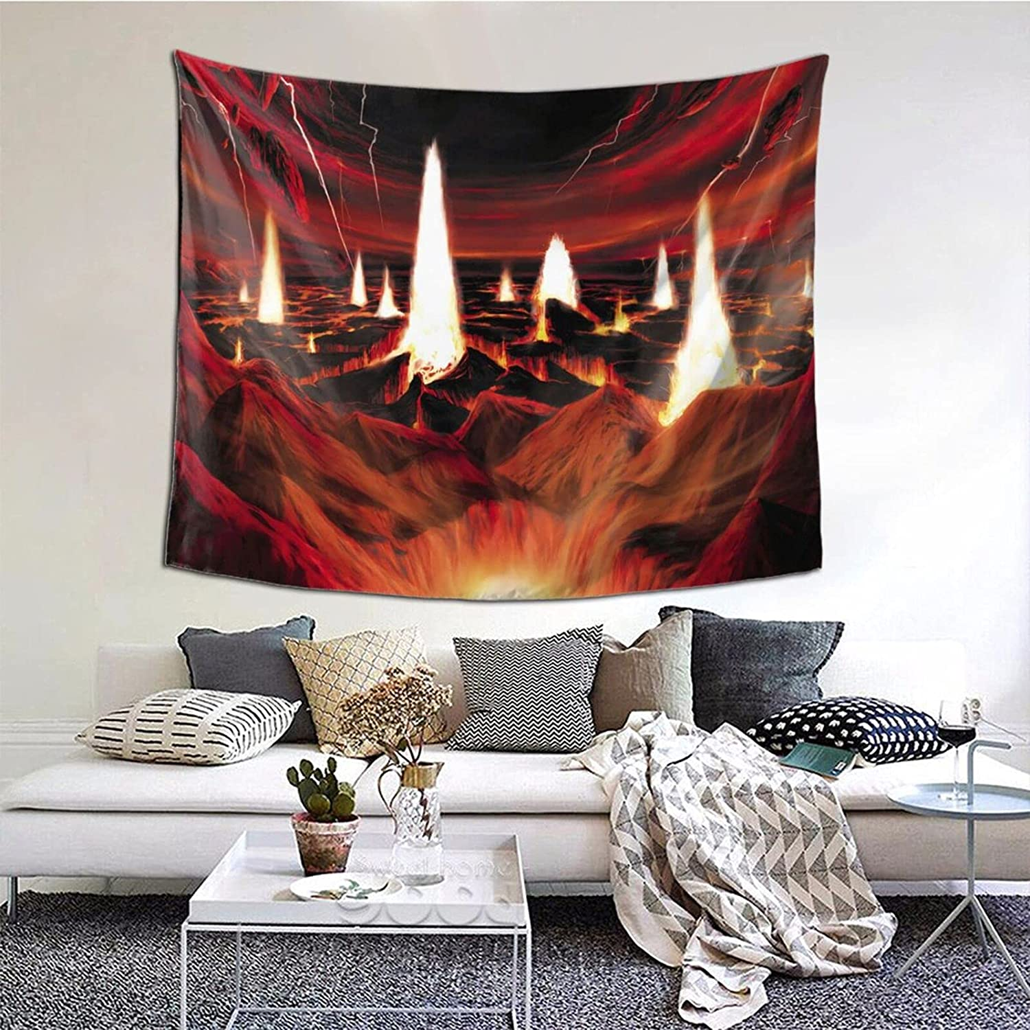 Space Collection Tapestry 60 51 Inch Colorful Hippie Year-end annual account Multiple Cheap super special price Ta