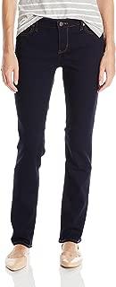 Calvin Klein Jeans Women's Straight Leg Jean, Dark Rinse