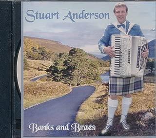 Banks and Braes :Tracks- Jig O' Slurs ; Wee Man Frae Sky ; Conumbrum ; Cajun Waltz ; Dumfries Polka ; Scottish Shuffle ; Scottish Groove Calum Begg ; Atholl Highlanders ; Sidlaw Hills (2003 MUSIC CD)