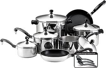 Best farberware 15 pc copper cookware set Reviews