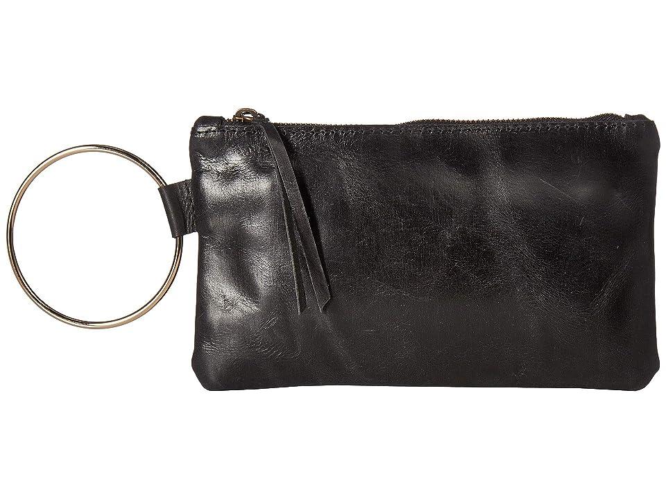ABLE Fozi Wristlet (Black) Handbags