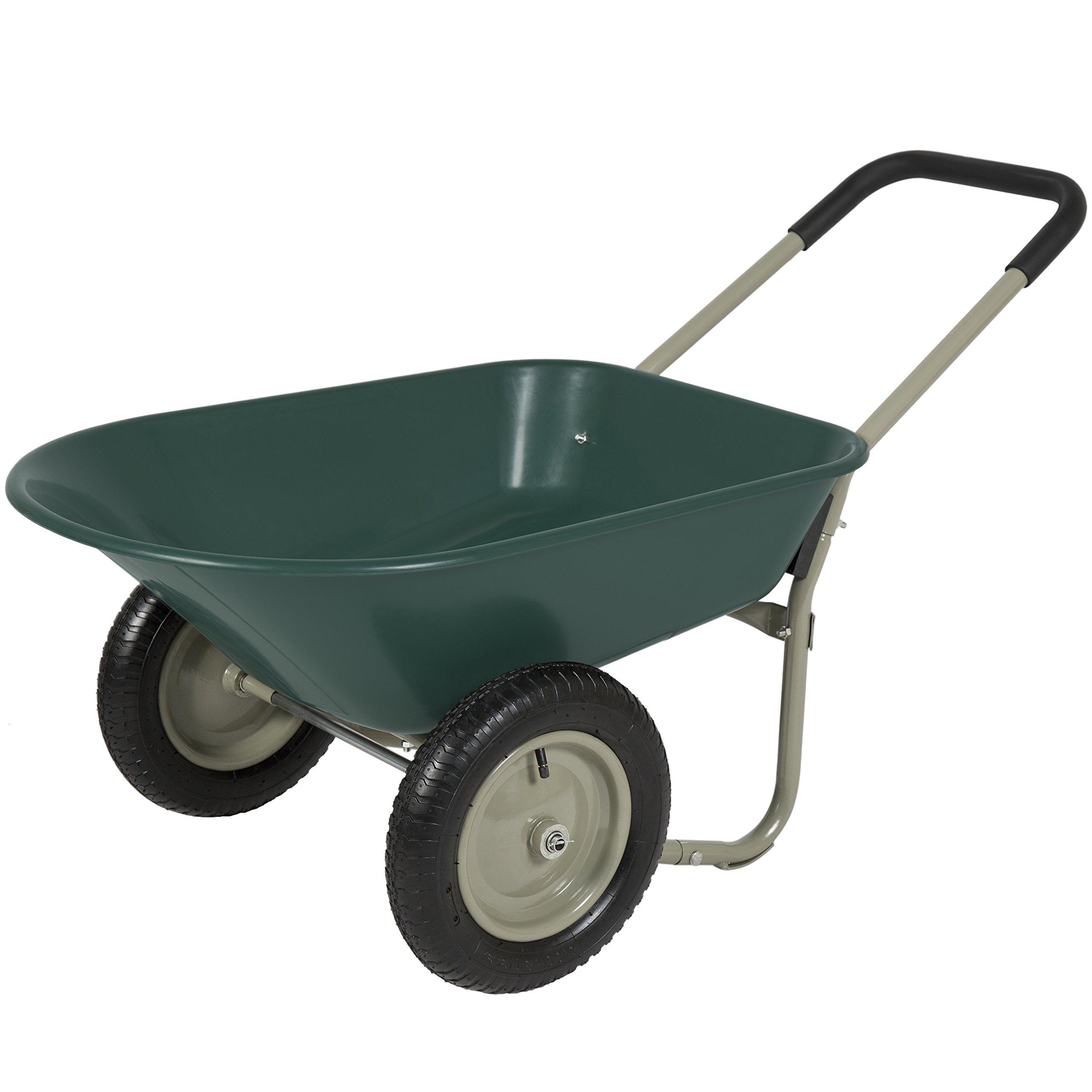 Best Choice Products Wheelbarrow Garden