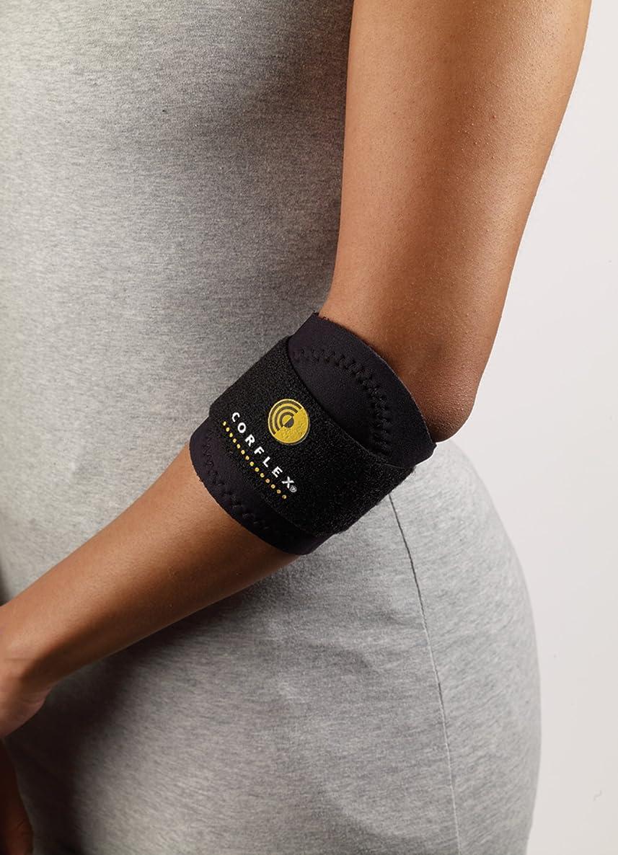 Corflex Tennis Elbow Epicondylitis Support Wrap-XL-3/16