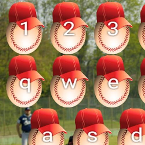 Teclados de béisbol