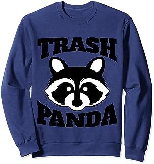 Cute Trash Panda Raccoon, Save The Trash Panda Animal Lover Sweatshirt