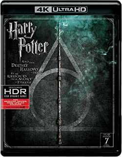 Harry Potter and the Deathly Hallows, Part 2 | 4K + Blu ray