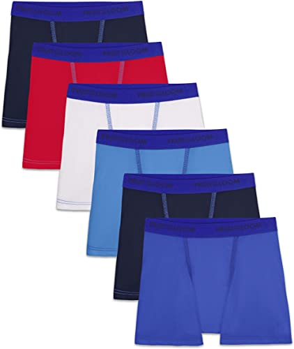 Fruit of the Loom Toddler Boys' Boxer Briefs (Assorted)